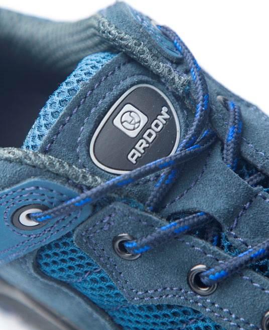 Pantofi de protectie Ardon TURNER S1P, cu bombeu metalic si lamela 4