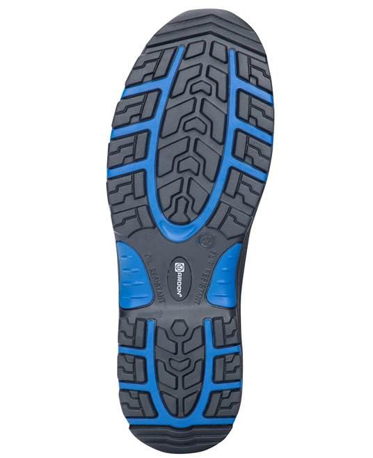 Pantofi de protectie Ardon TURNER S1P, cu bombeu metalic si lamela 5