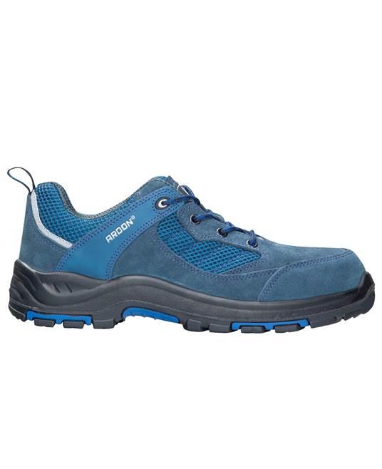 Pantofi de protectie Ardon TURNER S1P, cu bombeu metalic si lamela 0