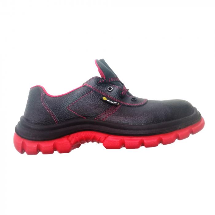 Pantofi de protectie Bicap NEW MUGELLO S2 SRC, cu bombeu compozit 0