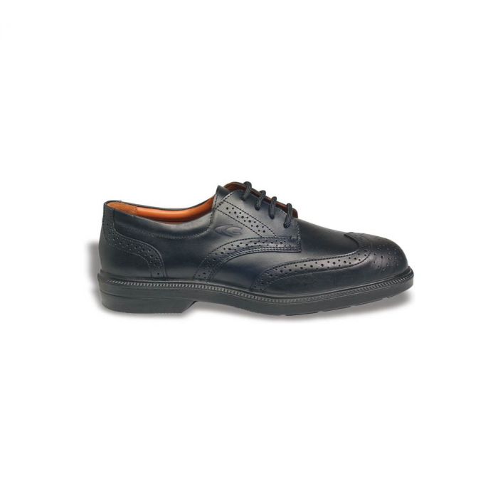 Pantofi de protectie Cofra BELL S1, cu bombeu metalic [0]
