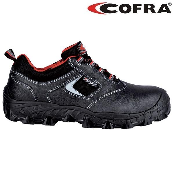Pantofi de protectie Cofra GARONNE S3, cu bombeu fibra sticla si lamela [0]