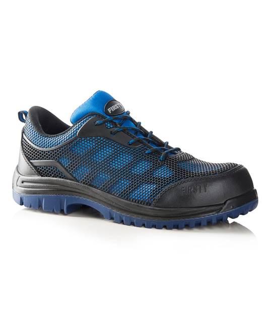 Pantofi de protectie metal free Ardon BLUESTONE S1P, cu bombeu compozit si lamela 0