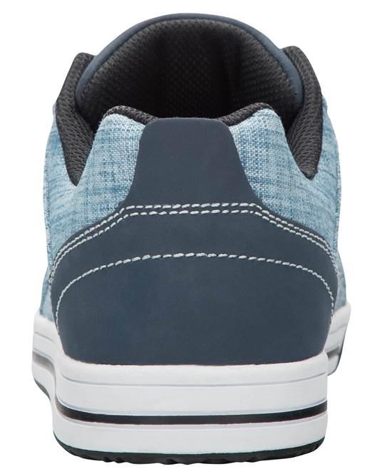 Pantofi de protectie metal free Ardon DERRIK DENIM S1P, cu bombeu compozit si lamela 2