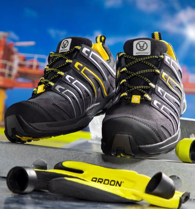 Pantofi de protectie metal free Ardon DIGGER S1, cu bombeu compozit 1