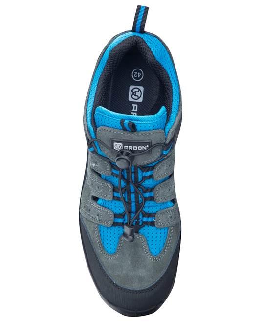 Pantofi de protectie metal free Ardon TRIMMER S1P, cu bombeu compozit si lamela 3