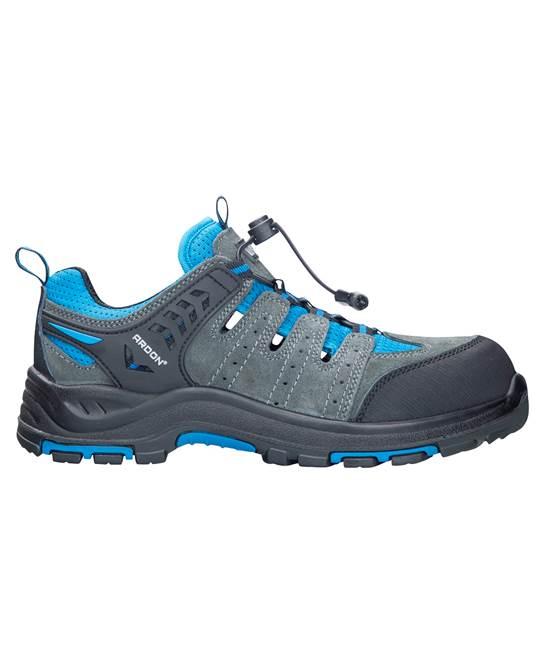 Pantofi de protectie metal free Ardon TRIMMER S1P, cu bombeu compozit si lamela 0
