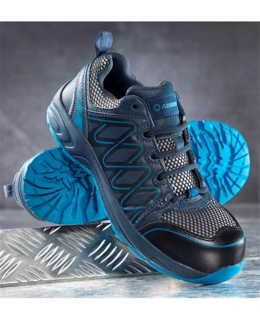 Pantofi de protectie metal free Ardon VISPER S1, cu bombeu compozit [1]