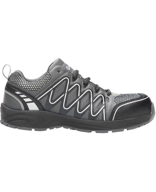 Pantofi de protectie metal free Ardon VISPER S1P, cu bombeu compozit si lamela 0