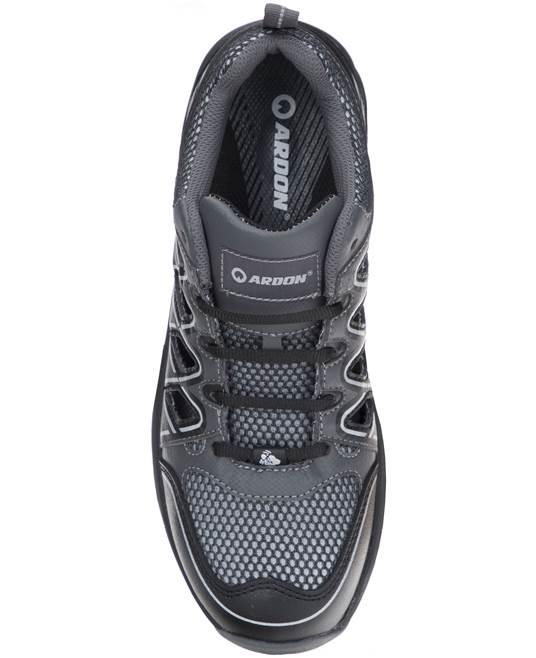 Pantofi de protectie decupati Ardon VISPER S1P, cu bombeu compozit si lamela, metal free [3]