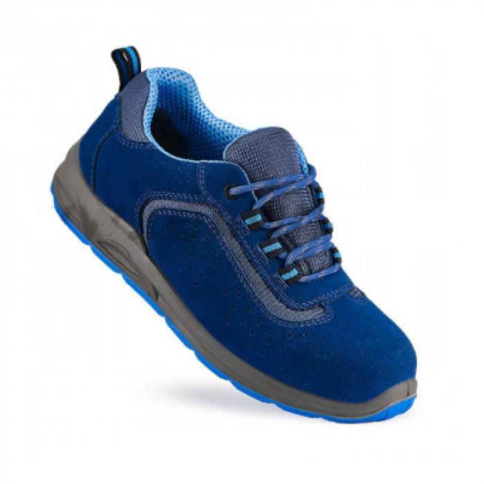 Pantofi de protectie NEW ASHTON S1, cu bombeu din fibra de sticla 0