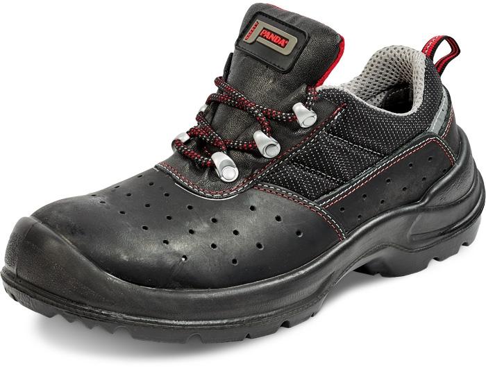Pantofi de protectie Panda  IZOTTA S1P, cu bombeu metalic si lamela 0