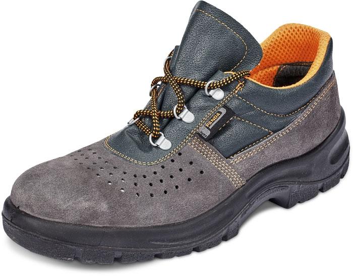 Pantofi de protectie Panda LAMBDA S1, cu bombeu metalic 0