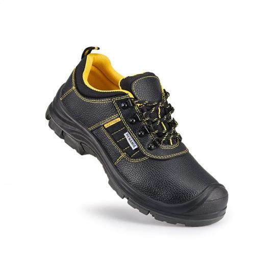 Pantofi de protectie Renania NEW HUBEI S1P, cu bombeu metalic si lamela (2021) 0