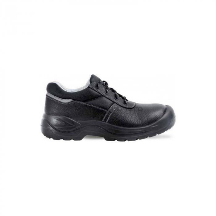 Pantofi de protectie Renania NEW WORKTEC S2, cu bombeu compozit [0]
