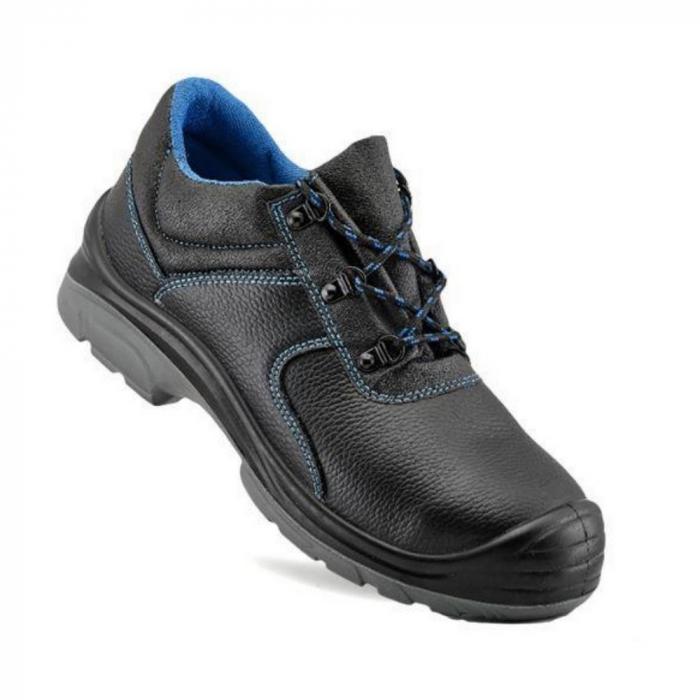 Pantofi de protectie Renania SVEN S1, cu bombeu metalic 0