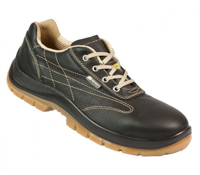 Pantofi de protectie Sixton CAPRI S3, cu bombeu compozit si lamela 0