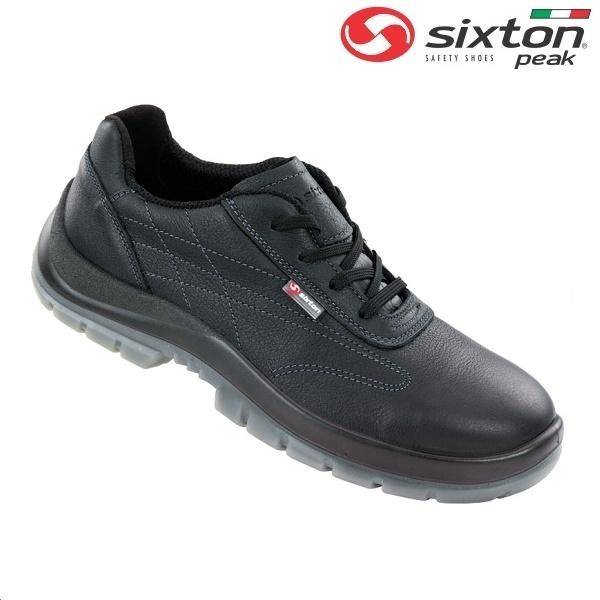 Pantofi de protectie Sixton CAPRI S3, cu bombeu din compozit si lamela 0