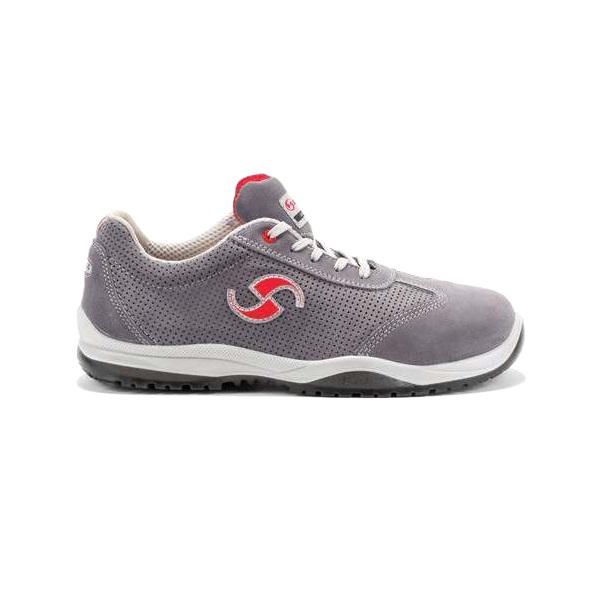 Pantofi de protectie Sixton DANCE S1P, cu bombeu din aluminiu si lamela 0
