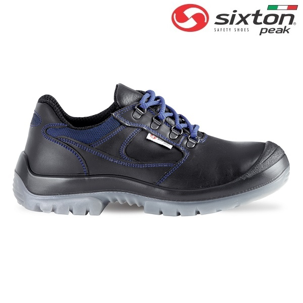 Pantofi de protectie Sixton KENTUCKY S3, cu bombeu metalic si lamela 0