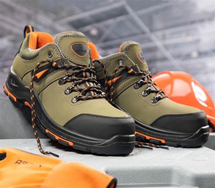 Pantofi de protectie Ardon GRINDLOW S1P, cu bombeu compozit si lamela kevlar 1