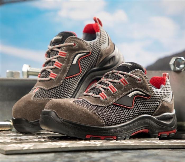 Pantofi de protectie Ardon RASPER S1P, cu bombeu compozit si lamela kevlar 1