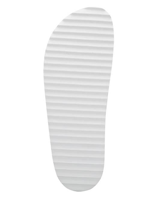 Papuci dama cu talpa din pluta  Ardon JUNO WHITE 5