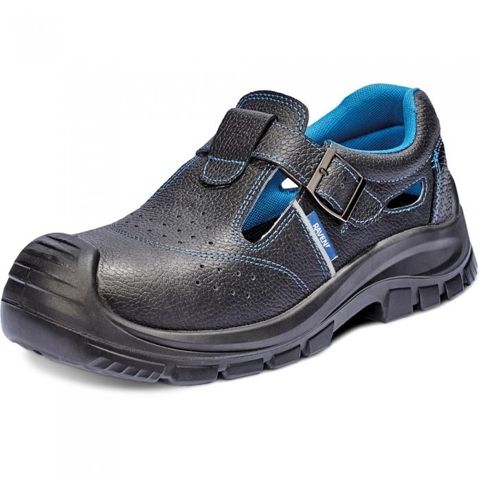 Sandale de protectie Cerva RAVEN XT S1, cu bombeu metalic [0]