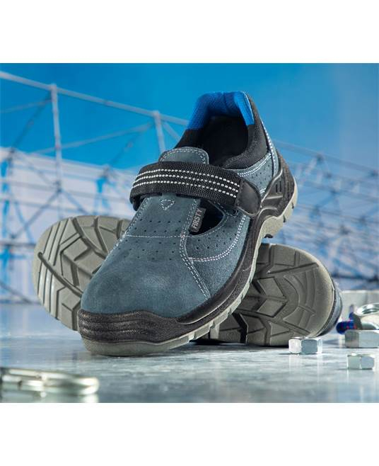 Sandale de protectie Ardon FRISAN TREK S1P, cu bombeu metalic si lamela 1
