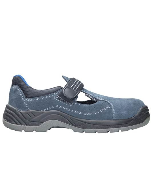 Sandale de protectie Ardon FRISAN TREK S1P, cu bombeu metalic si lamela 0