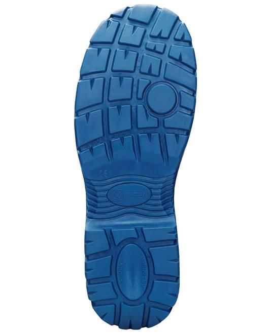 Sandale de protectie Ardon KING S1, cu bombeu metalic 5