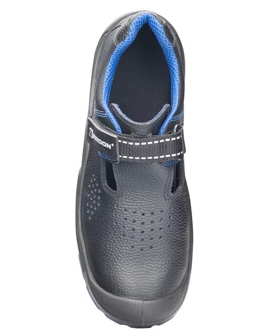 Sandale de protectie Ardon KING S1, cu bombeu metalic 3
