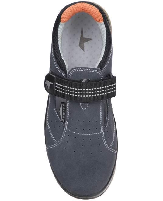 Sandale de protectie Ardon PRIME SANTREK S1, cu bombeu metalic 1