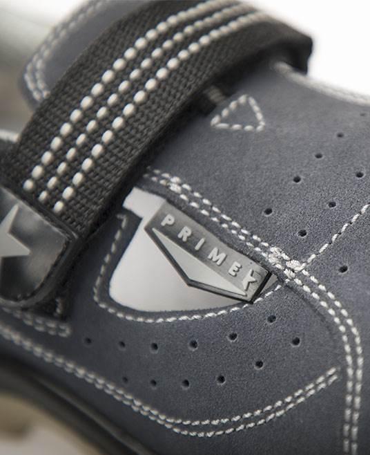 Sandale de protectie Ardon PRIME SANTREK S1, cu bombeu metalic 3