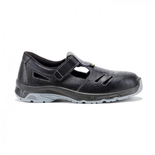 Sandale de protectie BICAP NEW TORRE S1P, cu bombeu din compozit si lamela 0