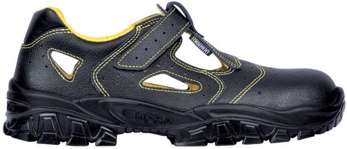 Sandale de protectie Cofra NEW-DON S1P, cu bombeu metalic si lamela [0]