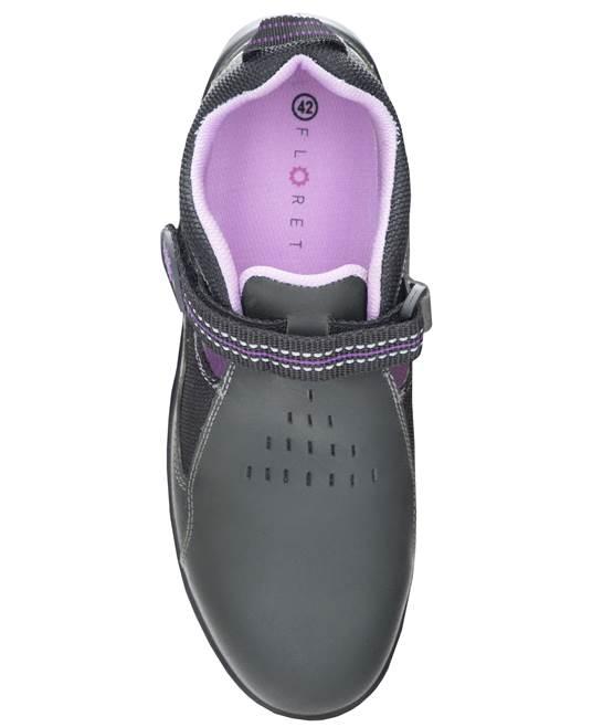 Sandale de protectie dama Ardon FLORET LOW S1, cu bombeu metalic [3]