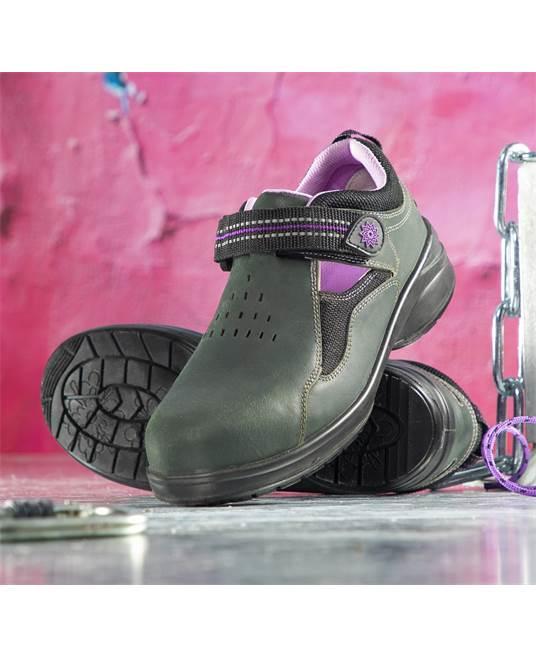 Sandale de protectie dama Ardon FLORET LOW S1, cu bombeu metalic [1]