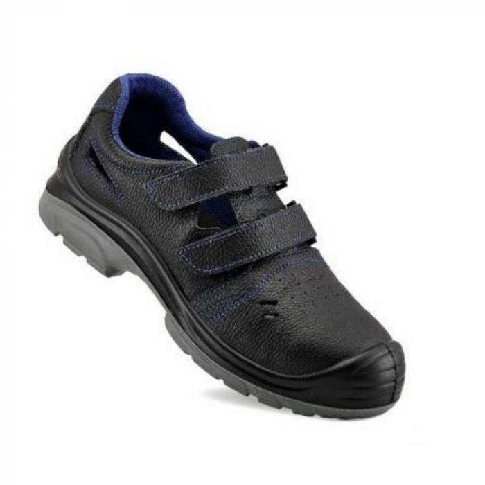 Sandale de protectie Renania RAIDEN S1, cu bombeu metalic 0