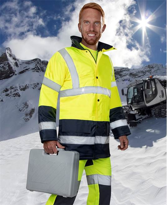 Scurta de iarna reflectorizanta Ardon HI-SEE, 100% poliester Oxford 300D, 280 gr/mp 1