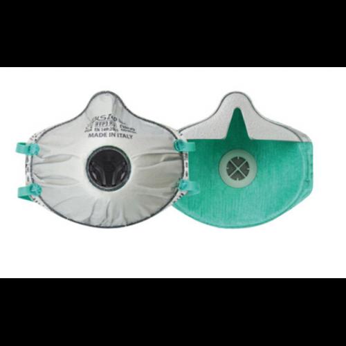 Semimasca de protectie cu supapa FFP3 BLS ZERO30C , tip cupa [0]