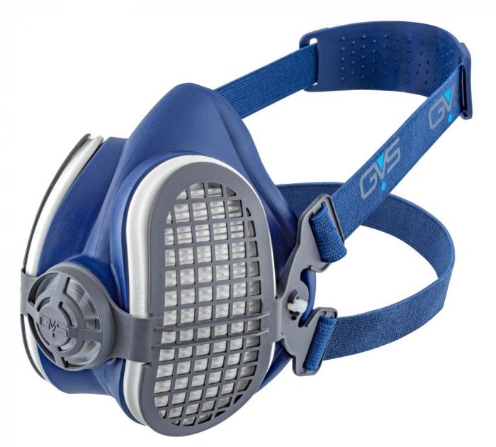 Semimasca de protectie Gvs ELIPSE cu filtre P3 RD incluse, schimbabile [0]