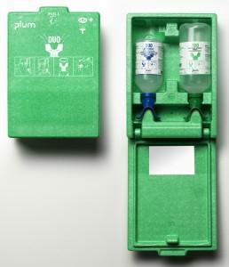 Statie de prim ajutor pentru clatirea ochilor Plum DUO COMBI STATION 0
