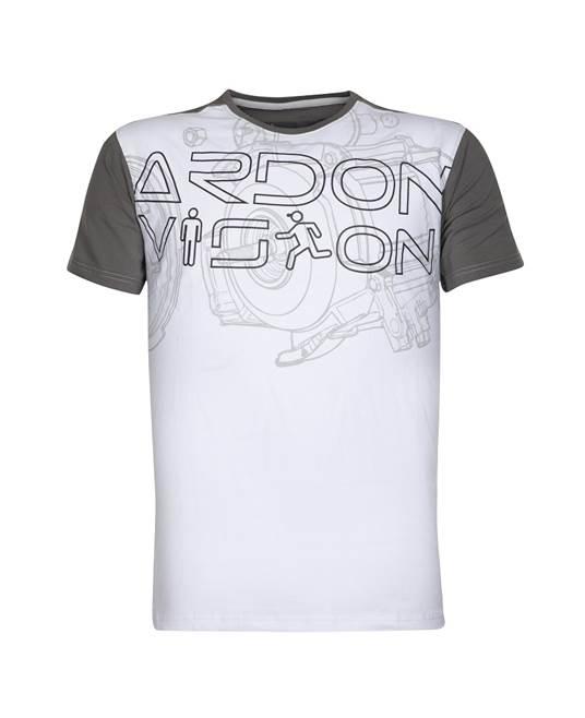 Tricou clasic Ardon VISION, 95% bumbac - 5% elastan, 180gr/mp 0