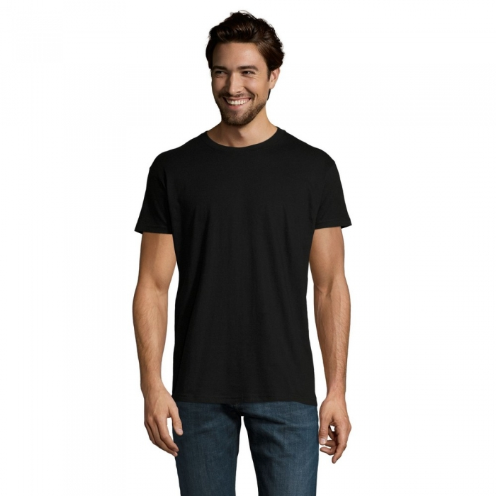 Tricou clasic Sols IMPERIAL, 100% bumbac, 190gr/mp 1