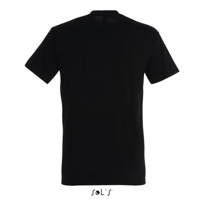 Tricou clasic Sols IMPERIAL, 100% bumbac, 190 gr/mp [3]