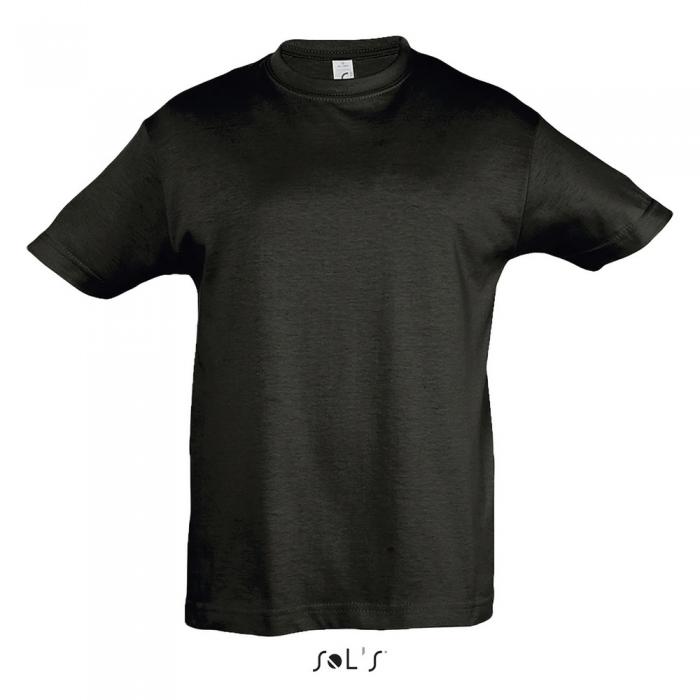 Tricou clasic copii Sols REGENT, 100% bumbac, 150 gr/mp 0