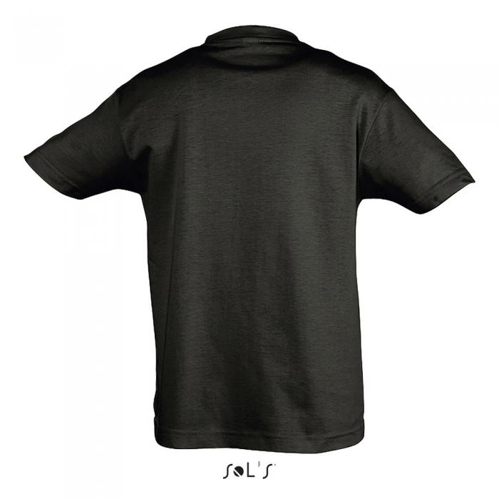 Tricou clasic copii Sols REGENT, 100% bumbac, 150 gr/mp 2