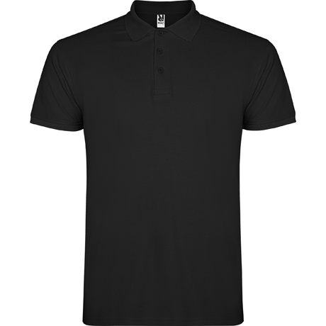 Tricou polo Roly STAR, 100% bumbac, 200gr/mp 0