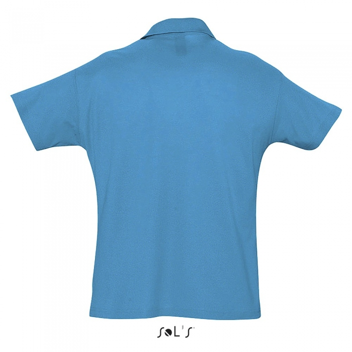 Tricou polo Sols SUMMER II, 100% bumbac, 170gr/mp 3